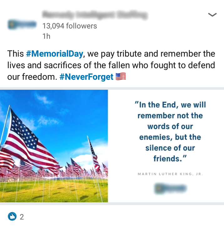 Memorial Day Marketers_MLK