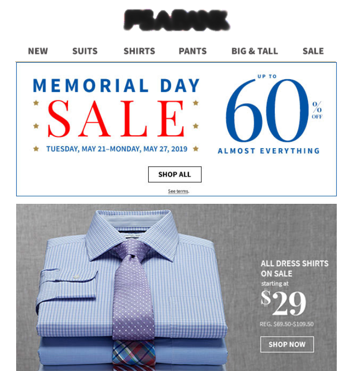 Memorial Day Marketers_ShirtSale